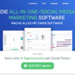 Partnerprogramm - Social Poster