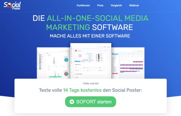 Partnerprogramm Social Poster