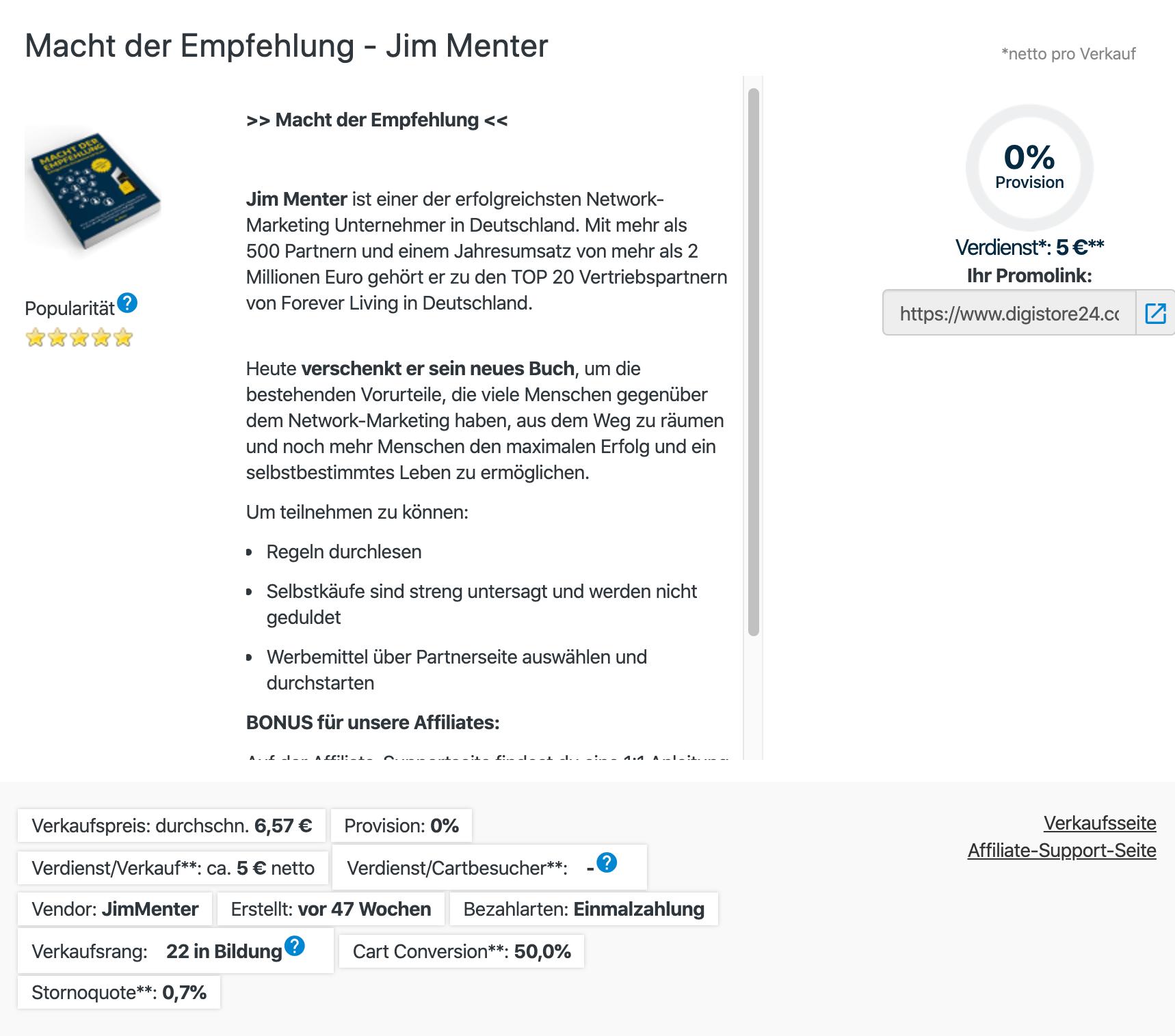 JimMenterPartnerprogramm