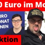 7 EINFACHE Wege wie du 1000 Euro im Monat verdienen kannst
