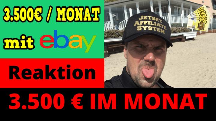 3.500 EURO IM MONAT MIT EBAY VERDIENEN
