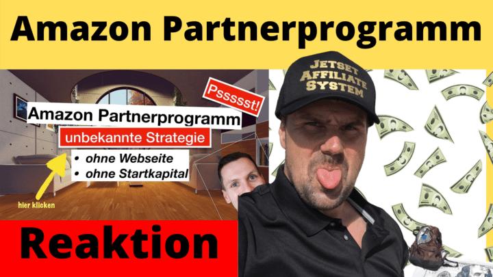 Amazon Partnerprogramm
