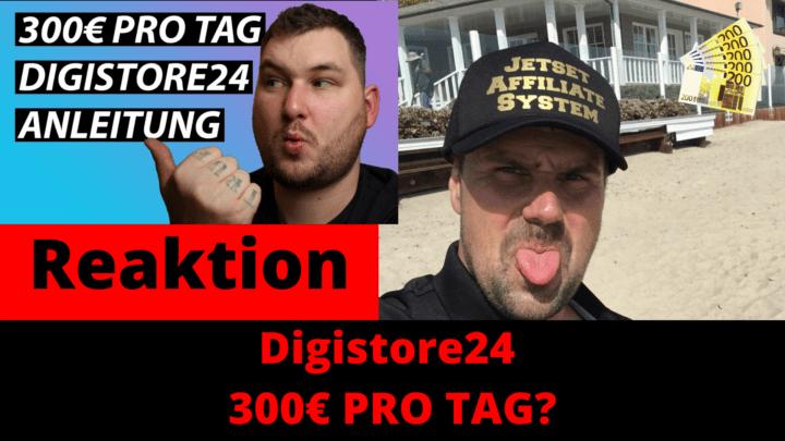 Digistore24 2020 Affiliate Anleitung 300 euro PRO TAG