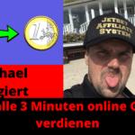 1€ alle 3 Minuten online Geld verdienen mit #Streetbees