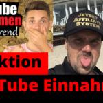 YouTube Einnahmen mit 5.000 Abonnenten ✅