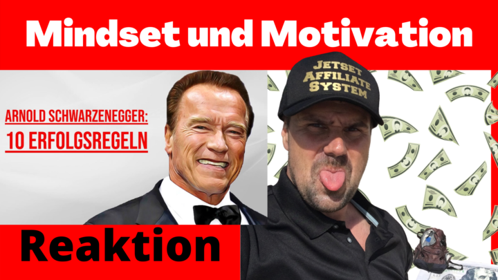 Erfolgsregeln von Arnold Schwarzenegger