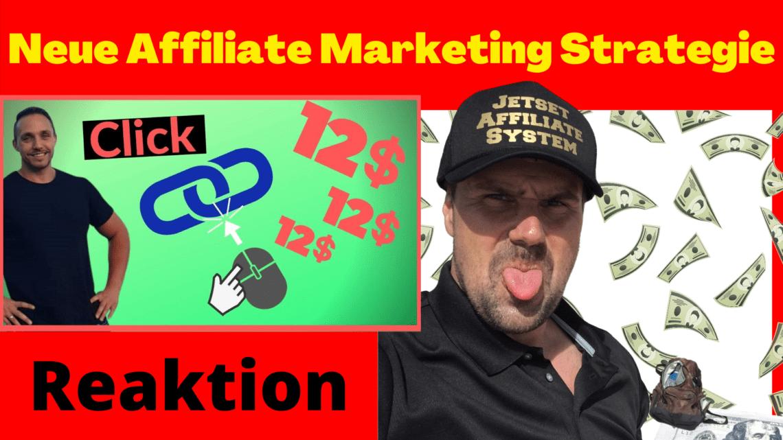 Neue Affiliate Marketing Strategie 1