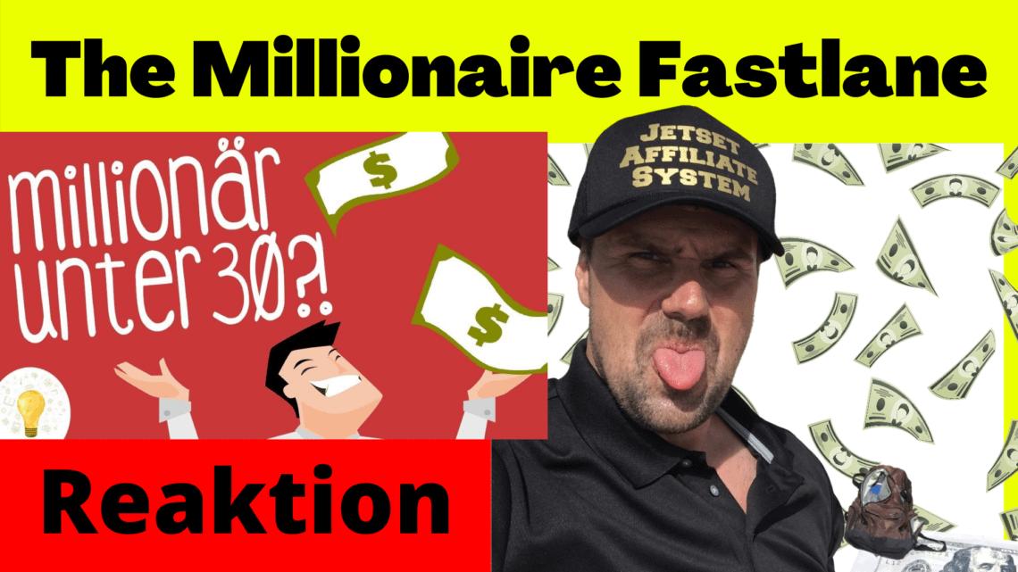 the millionaire fastlane deutsch zusammenfassung