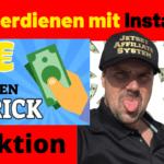 25€ verdienen mit geheimen Instagram Trick
