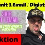 281€ mit 1 eMail / Digistore24