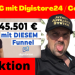 45.501€ mit DIESEM Digistore24 / Copecart Funnel