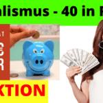 Frugalismus: Schnell Geld sparen im Alltag Tipps