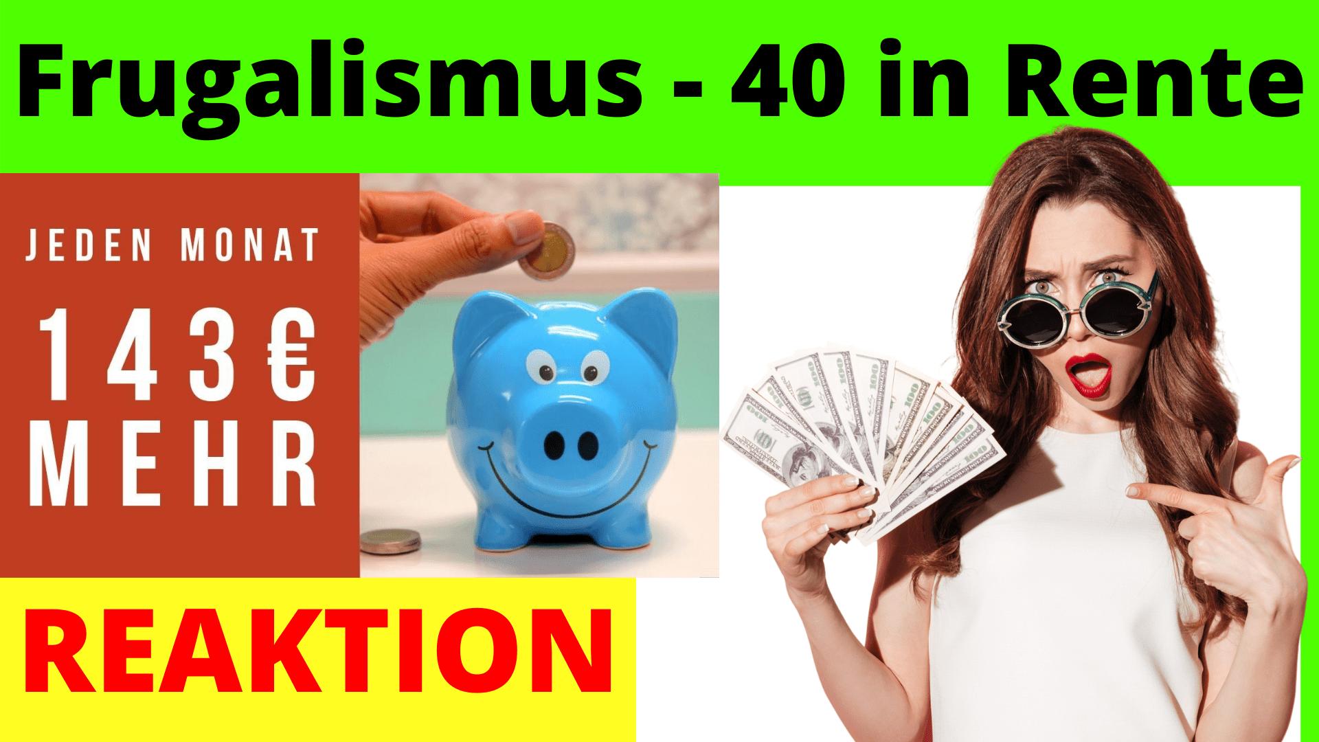 Frugalismus Tipps