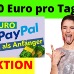 800 Euro pro Tag - online Geld verdienen als Anfänger – komplette Anleitung