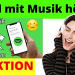 Geld verdienen durch Musik hören