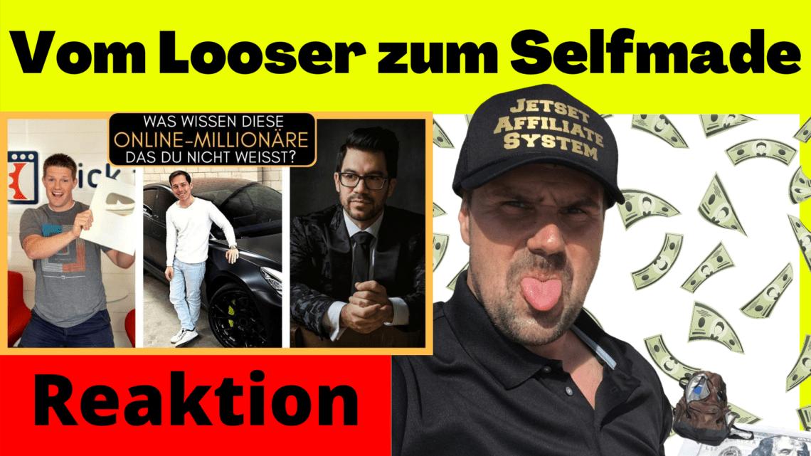Selfmade Online Millionär
