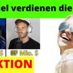 Wieviel verdienen die Stars auf Youtube, Twitch und Instagram?