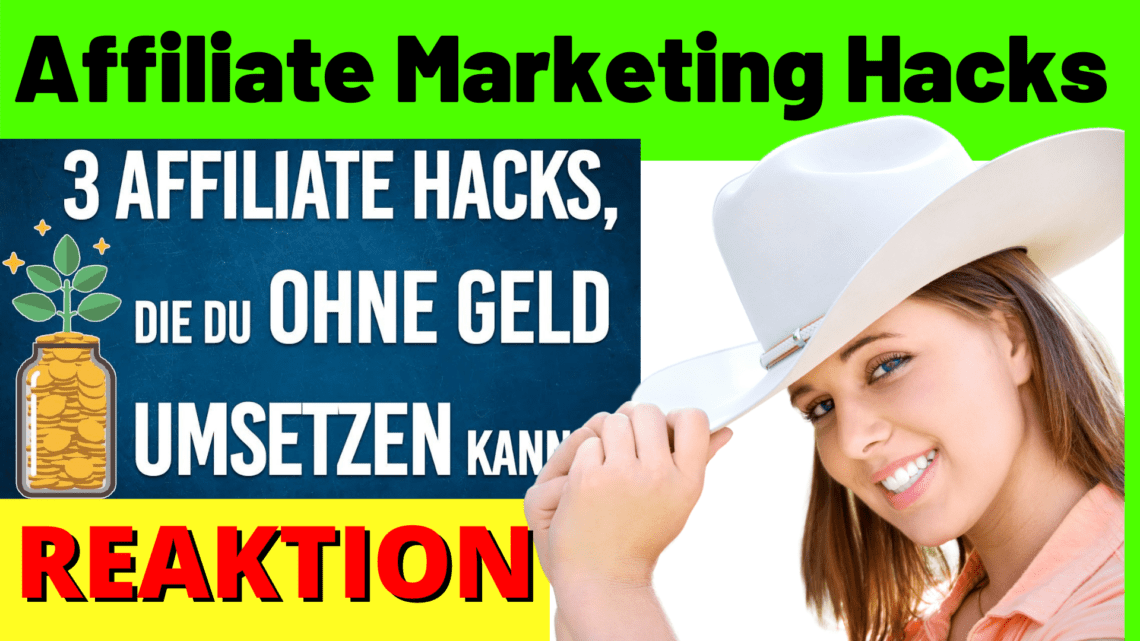 Affiliate Marketing Hacks