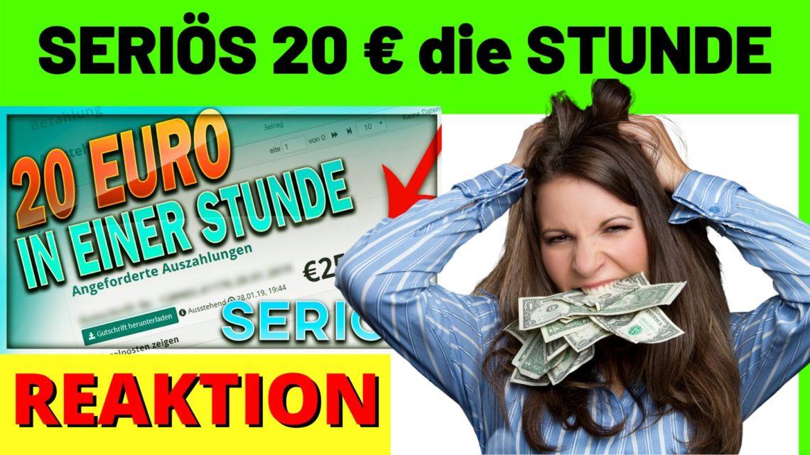 Geld verdienen im Internet SERIÖS compressed