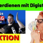 Als Affiliate Anfänger 50€ am Tag verdienen! - Geld verdienen mit Digistore24