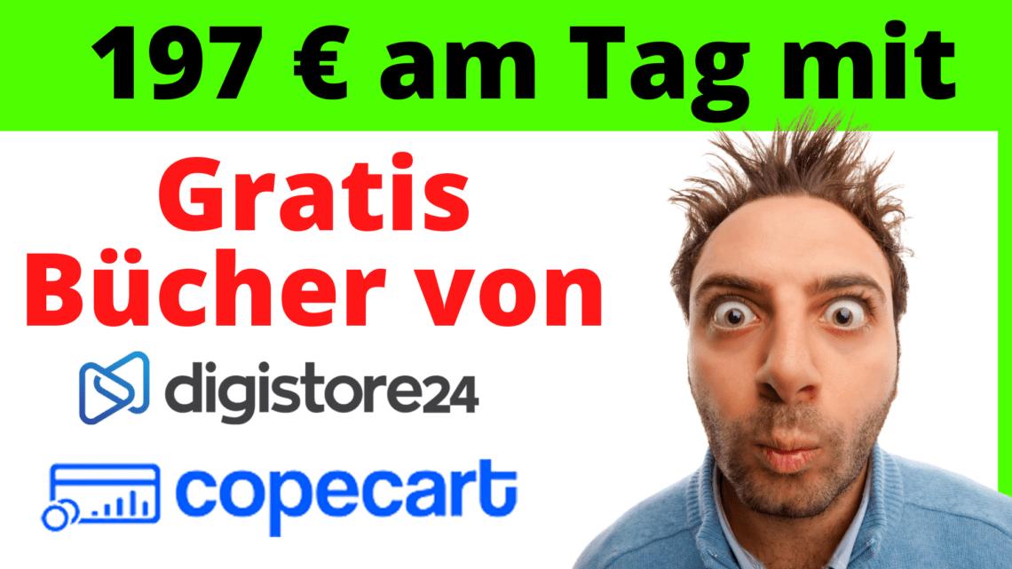 Geldverdienen mit Digistore24 und CopeCart