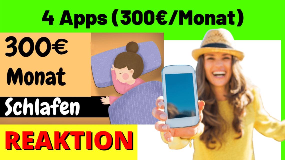 Im Schlaf Geld Verdienen Mit Diesen 4 Apps