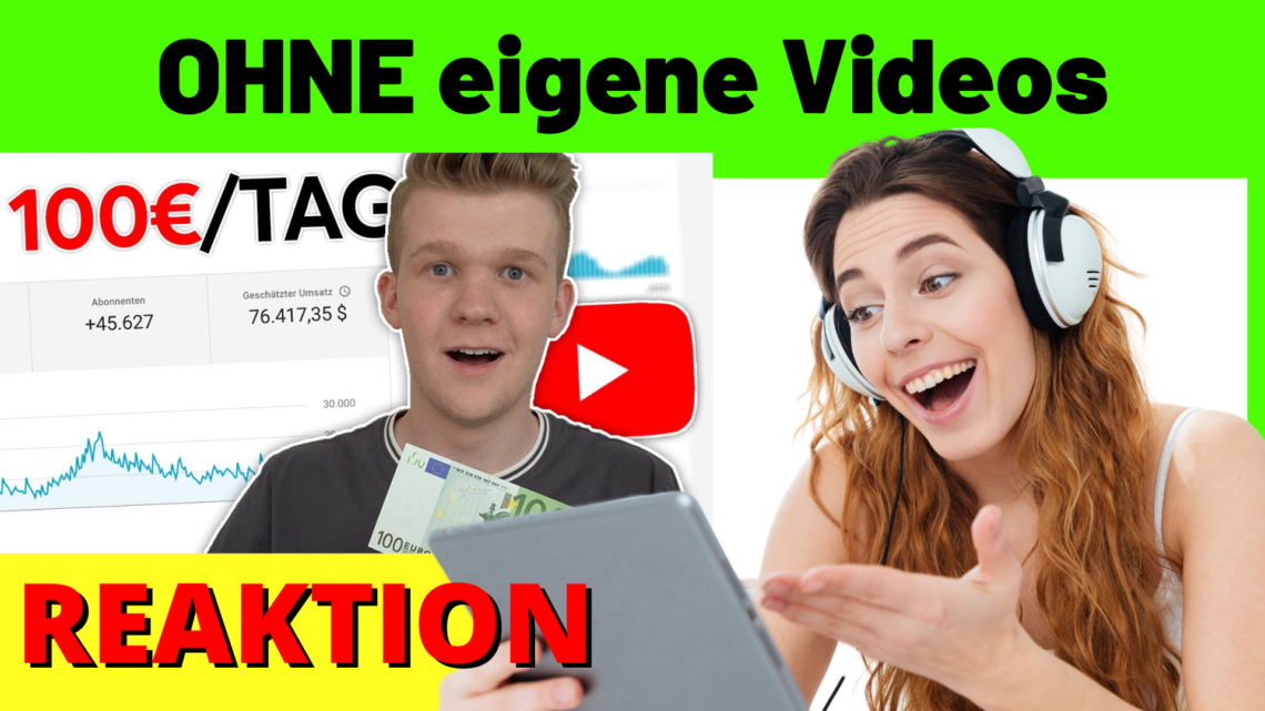 YouTube OHNE eigene Videos