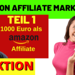 AMAZON AFFILIATE MARKETING für Anfänger in 2020 - Teil 1