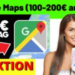 Online Geld verdienen mit Google Maps