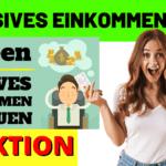 Passives Einkommen: 5 IDEEN für PASSIVES EINKOMMEN 2021