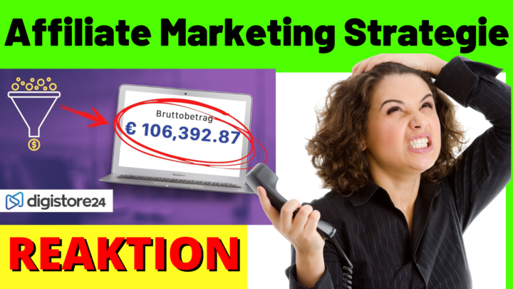 Affiliate Marketing Strategie