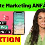 Affiliate Marketing für ANFÄNGER 2021! (Anleitung)