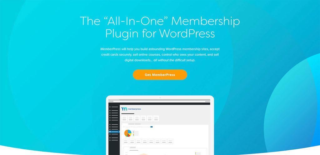 memberpress membership website plugin