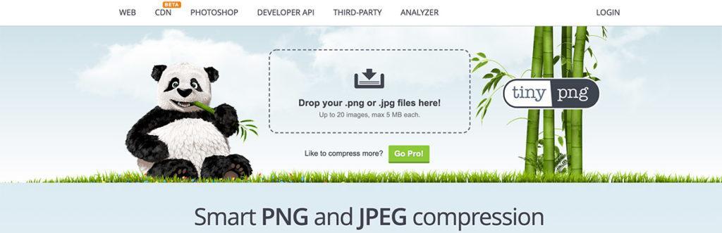 tiny png image optimizer