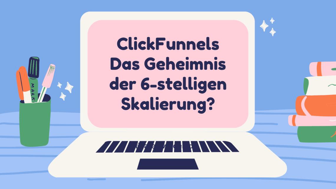 ClickFunnels deutsch