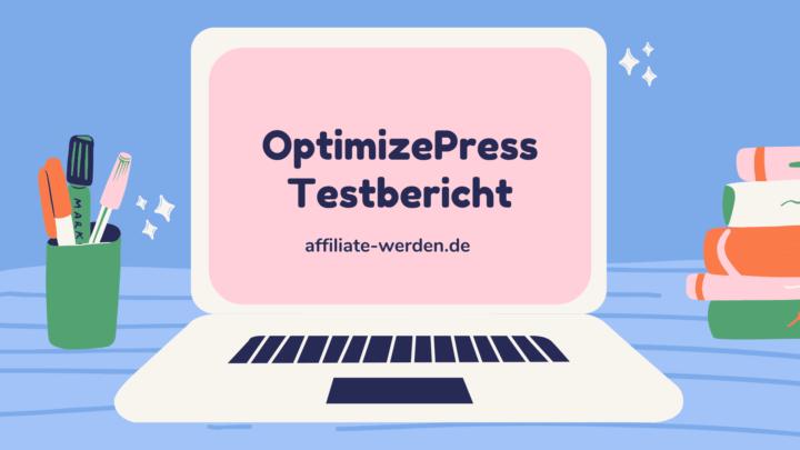OptimizePress Testbericht