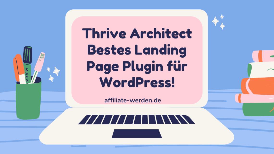 Thrive Architect deutsch